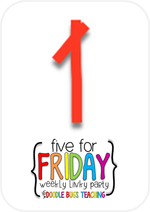 Five for Friday- Dr. Seuss Week!