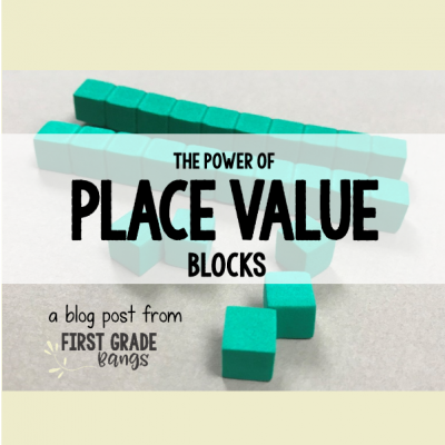 The Power of Place Value Blocks